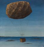 Sobrevoo surreal - Walter Lewy