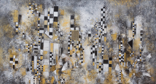 Preto no branco - Miriam Nigri Schreier