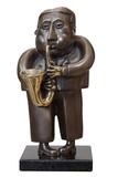 Saxofonista - P.A. - Inos Corradin