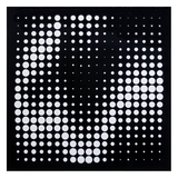 Quadrado deformado cartaz - 2/24 - Almir Mavignier