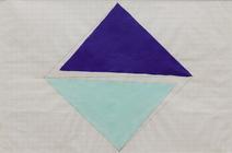 Roxo e azul - Hercules Barsotti
