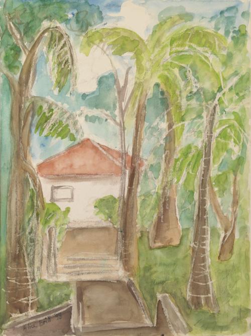 Casa-de-campo-com-palmeiras-e-ceu-azul-alice-brill