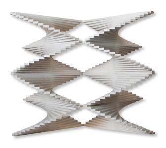 Escultura 2 -  9,10,11,12-74, - Ascânio MMM