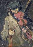 Violinista - Gershon Knispel