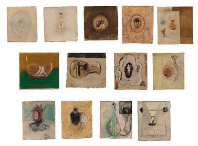 Série I3 - 13 obras - Marcus André