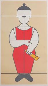 Figura P.A. 5/10 - Milton Dacosta