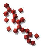 Cubos vermelhos - Cássio Lázaro