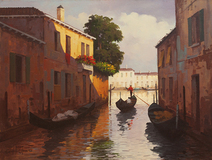 Veneza - Cândido Oliveira