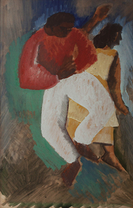 Dança - Carlos Scliar