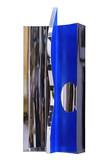 Espaço Reflexo - 02-50 Azul - Yutaka Toyota