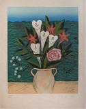 Flores e o mar 141/180 - Chen Kong Fang