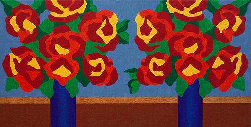 Flores orgânicas - Claudio Tozzi