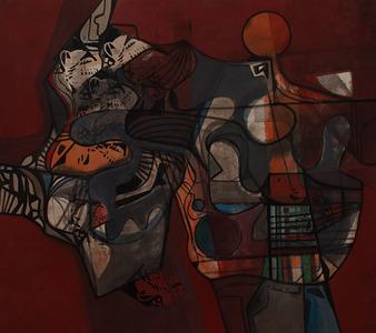 Sem título - Burle Marx, Roberto