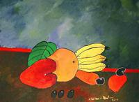 Frutas - Aldemir Martins