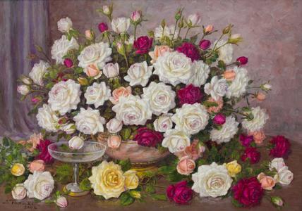 Rosas Brancas  - Shokichi Takaki