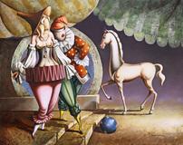 El circo metafísico  - Vito Campanella