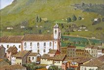 Igreja Antonio Dias - Ouro Preto  - Jorge Mori