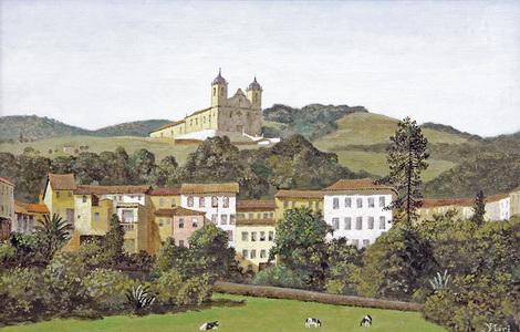 Igreja São Francisco de Paula - Ouro Preto - Jorge Mori