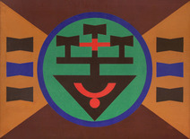 Emblema 78 - Rubem Valentim