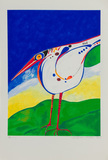 Pássaro Branco - P.A. - Aldemir Martins