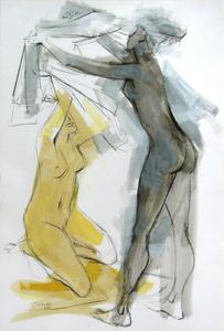 Nus femininos  - Enrico Bianco