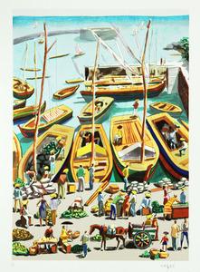 Porto - Carybé (Hector Julio Páride Bernabó)
