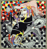 The Whale - Watch - Frank Stella
