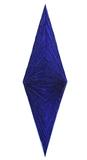 Losango azul - Marcos Coelho Benjamim