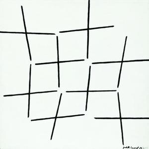 Composição em Branco - Judith Lauand