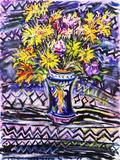 Vaso com flores - Sergio Telles