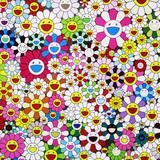 Flowers - 85/300 - Takashi Murakami