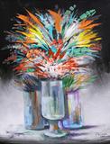 Vaso de Flores - Enrico Bianco