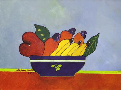 Fruteira - Aldemir Martins