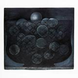 Fruteira Azul - P.A. - Mario Gruber