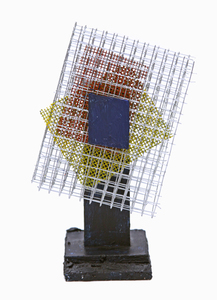 Pequena Escultura Trama - T585 - Piza, Arthur Luiz