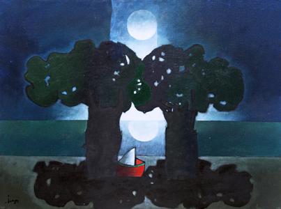 Luar Entre Árvores - Inos Corradin