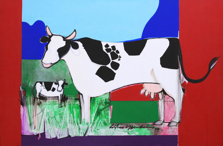 Vacas - Silvio Oppenheim