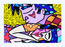 Sleep Well II - Romero Britto