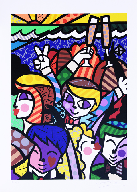 Celebration-ii-romero-britto