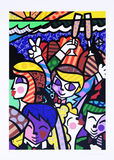 Celebration II - Romero Britto