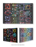 Midnight Light - AP. 14/18 - Yaacov Agam