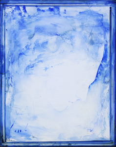 Rosto em Azul - Carlos Araújo
