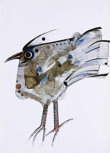 Pássaro - Aldemir Martins