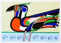 Pássaro - 97/100 - Aldemir Martins