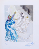 New Image Of Beatrice - 81/150 - Salvador Dali