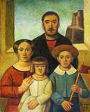 Família de Camponeses - Reynaldo Fonseca