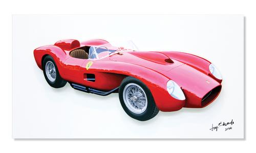 Ferrari Testarossa - Jorge Eduardo