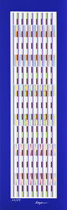 Vertical orquestration - 22/54 - Yaacov Agam