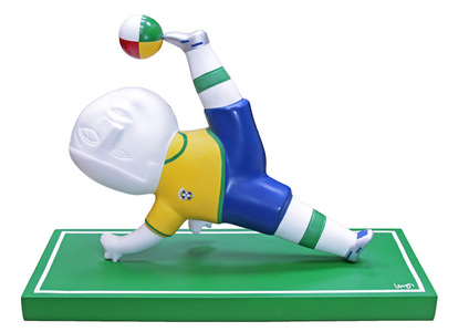 Gol de placa - Inos Corradin
