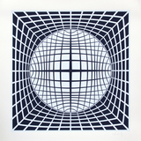 Ter-ur - 156/250 - Victor Vasarely